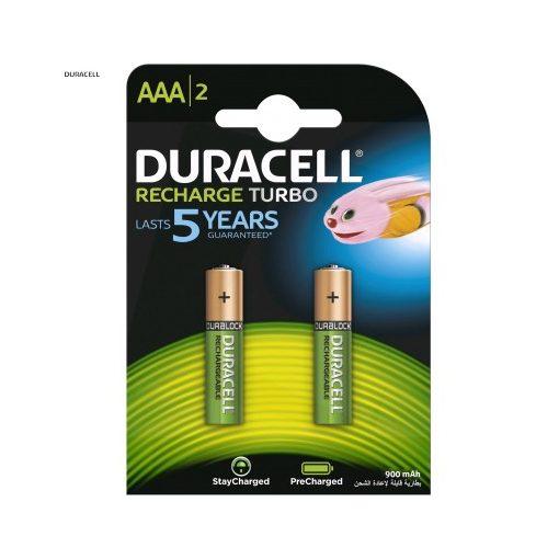 Duracell Akkumulátor Mikro 900mAh R2U AAA B2