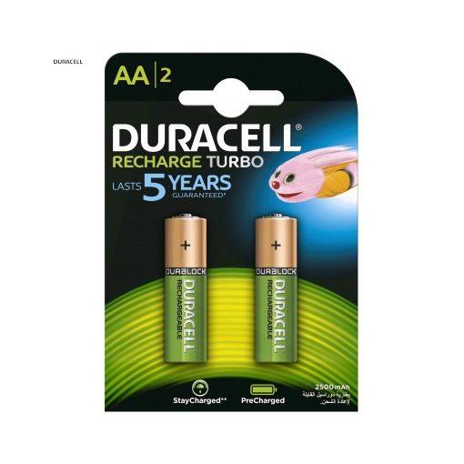 Duracell Akkumulátor Ceruza 2500mAh R2U AA B2