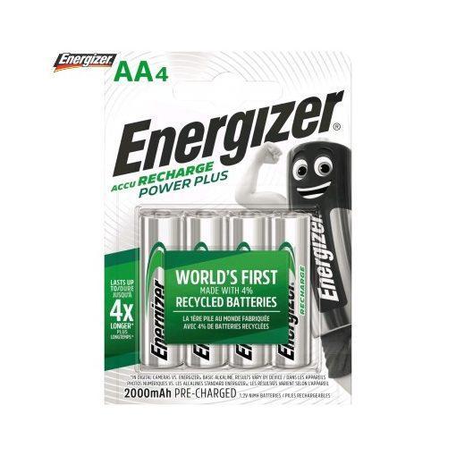 Energizer Akkumulátor Power Plus Ceruza 2000mAh AA B4