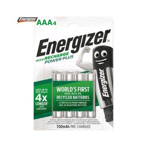 Energizer Akkumulátor Power Plus Mikro 700mAh AAA B4