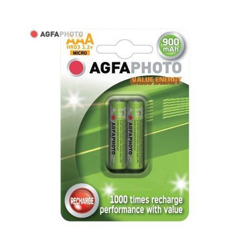 AgfaPhoto Akkumulátor Mikro 900mAh B2