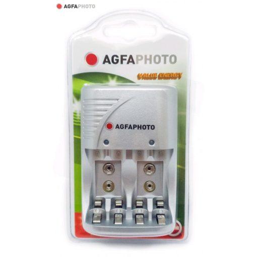 AgfaPhoto Akkutöltő Value Energy AA/AAA/9V