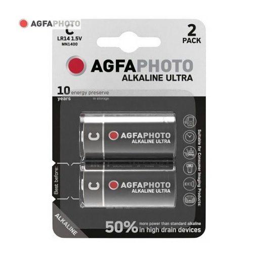AgfaPhoto Ultra Alkáli Baby Elem C B2