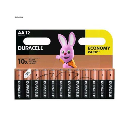 Duracell Basic Alkáli Ceruza Elem AA B12