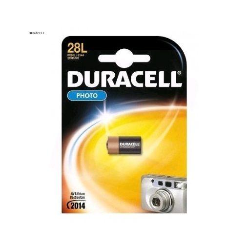 Duracell Fotóelem Lítium 28L B1