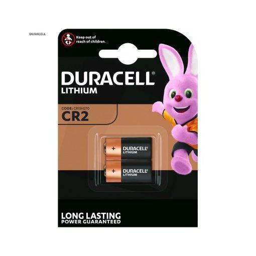 Duracell Fotóelem Lítium CR2 B2