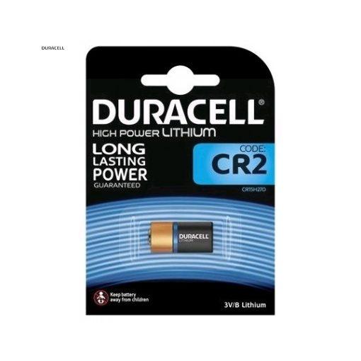Duracell Fotóelem Lítium CR2 B1