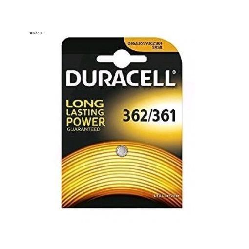Duracell Gombelem Ezüst-Oxid 362/361 B1