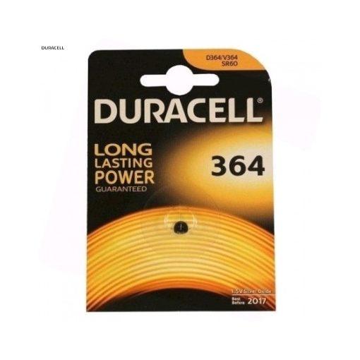 Duracell Gombelem Ezüst-Oxid 364 B1