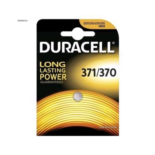 Duracell Gombelem Ezüst-Oxid 371/370 B1