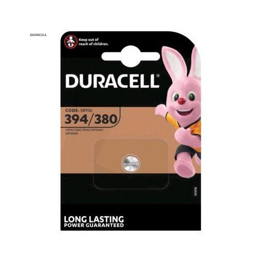 Duracell Gombelem Ezüst-Oxid 394/380 B1