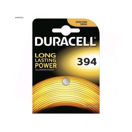 Duracell Gombelem Ezüst-Oxid 394 B1