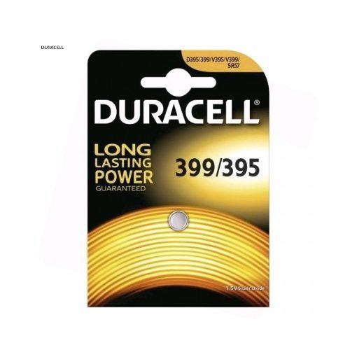 Duracell Gombelem Ezüst-Oxid 399/395 B1