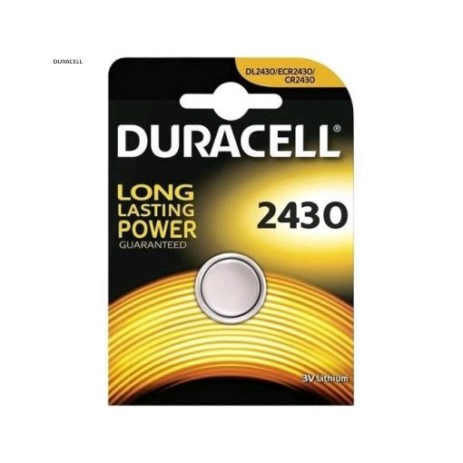 Duracell Gombelem Lítium CR2430 B1