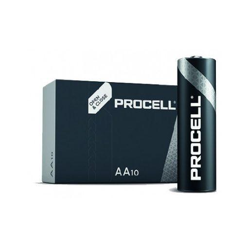 Duracell Procell Alkáli Ceruza Elem AA P10
