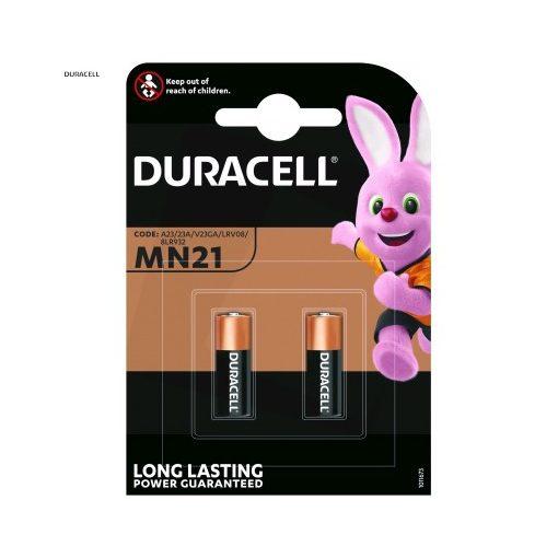 Duracell Riasztóelem Alkáli MN21 A23 B2