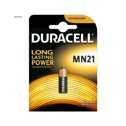 Duracell Riasztóelem Alkáli MN21 A23 B1