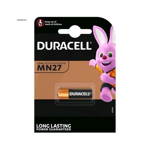 Duracell Riasztóelem Alkáli MN27 A27 B1