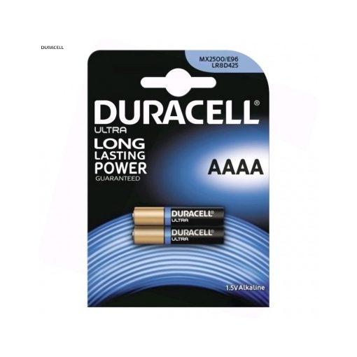 Duracell Ultra Alkáli Elem MX2500 AAAA B2