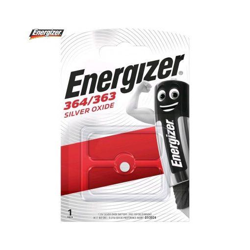 Energizer Ezüst-Oxid Gombelem 364