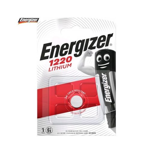 Energizer Gombelem Lítium CR1220