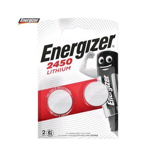 Energizer Gombelem Lítium CR2450 B2