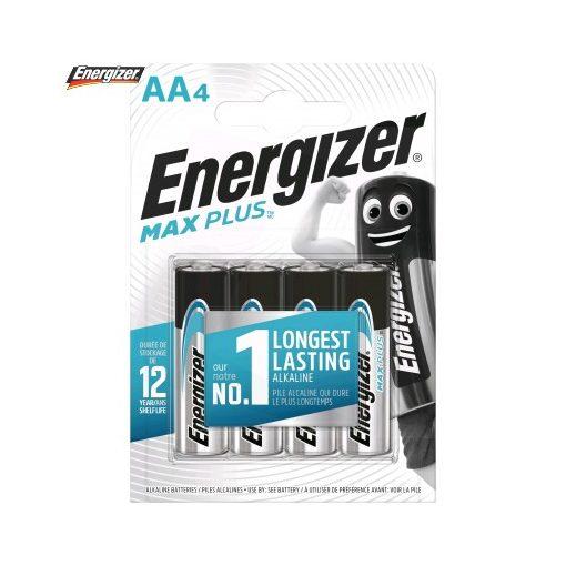 Energizer Max Plus Alkáli Ceruza Elem AA B4