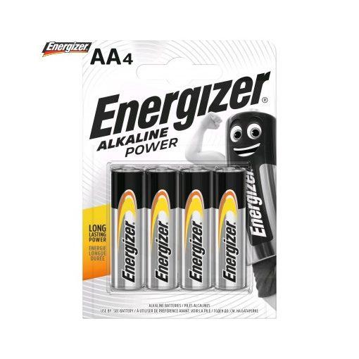 Energizer Power Alkáli Ceruza Elem AA B4