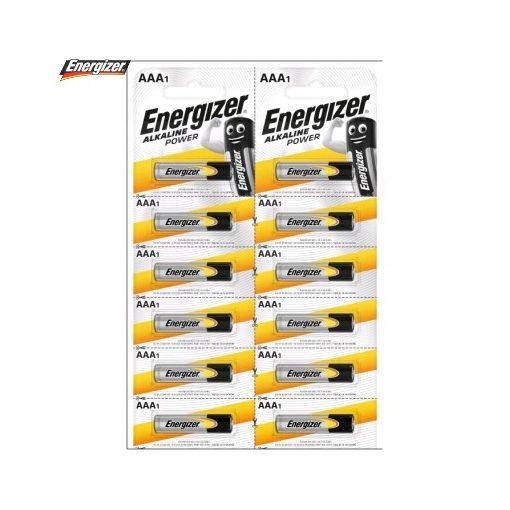 Energizer Power Alkáli Mikro Elem AAA B12