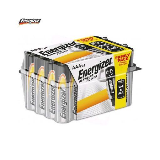 Energizer Power Alkáli Mikro Elem AAA B24
