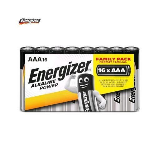Energizer Power Alkáli Mikro Elem AAA S16