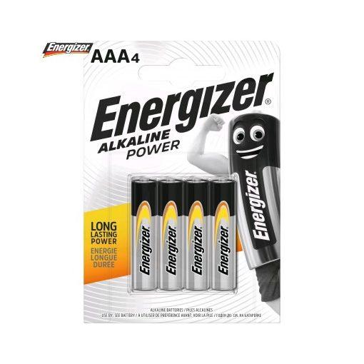Energizer Power Alkáli Mikro Elem AAA B4