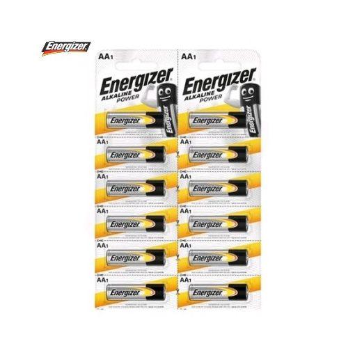Energizer Power Alkáli Ceruza Elem AA B12