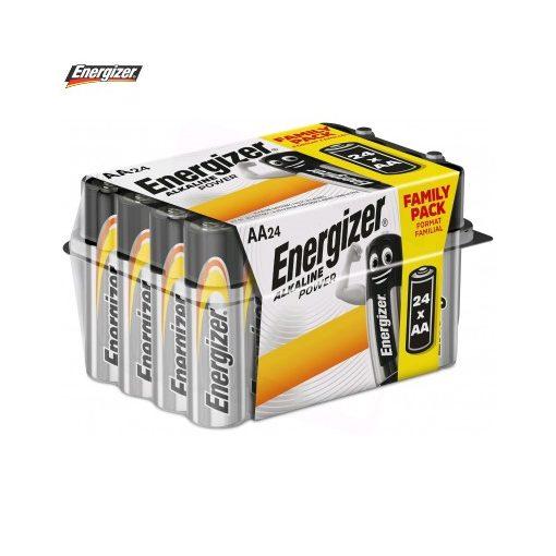 Energizer Power Alkáli Ceruza Elem AA B24