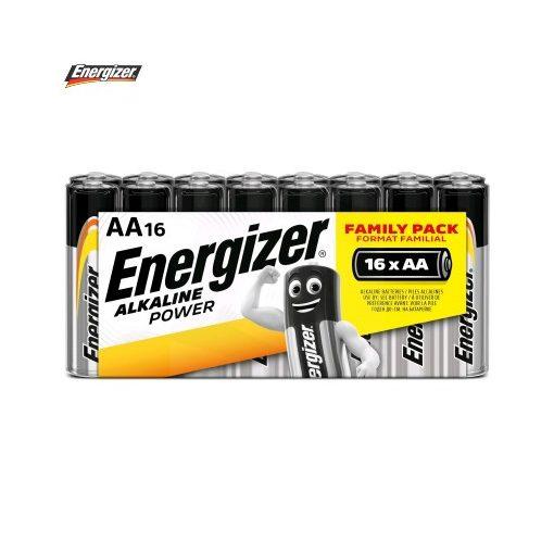 Energizer Power Alkáli Ceruza Elem AA S16