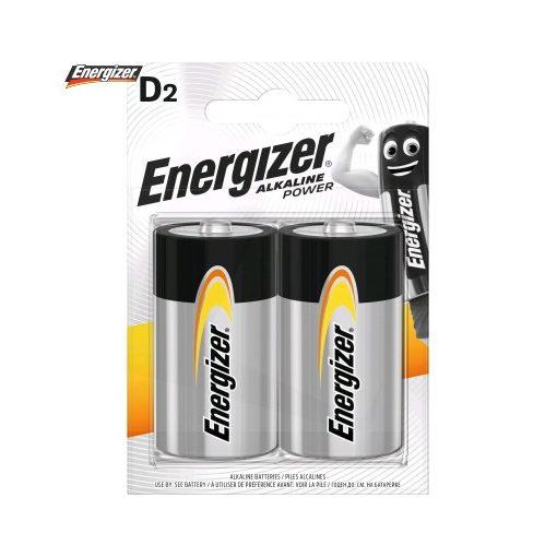 Energizer Power Alkáli Góliát Elem D B2