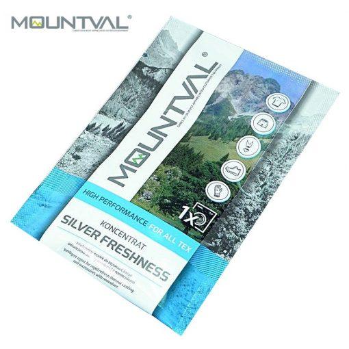 Mountval Silver Freshness - Ezüst tartalmú mosószer koncentrátum