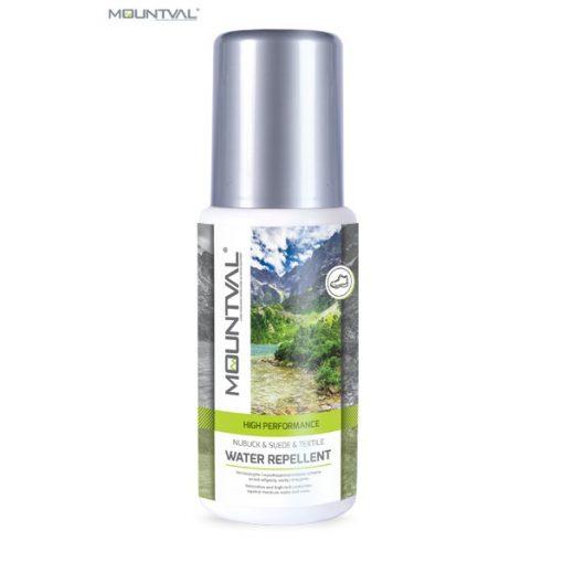 Mountval Water Repellent Nubuck & Velúr & Textil Impregnáló 100 ML